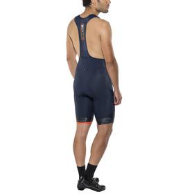 Santini Sleek 99 Bib Shorts Men gray